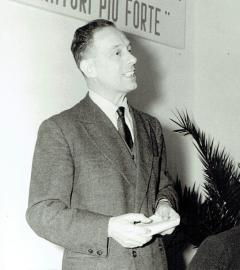 Pietro Costante Righini, 1932-1986